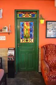 classroom door. Unicorn Coffee House: The Classroom Door