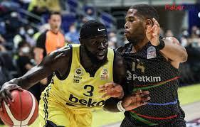 Fenerbahçe Beko, yarın Panathinaikos OPAP'a konuk olacak - HaberAbi