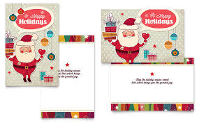 Free Greeting Card Templates Word Free Greeting Card Templates For Microsoft Word Vintage Bird