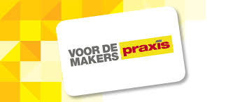Voor Elke Maker Is Er De Cadeaukaart Van Praxis Praxis