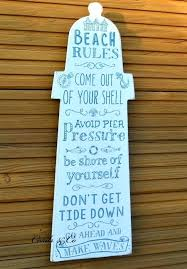 bathroom wall plaques and signs bathroom wall plaques wooden beach rules sign lighthouse seaside bathroom wall