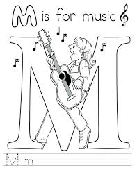 Music Coloring Page Coloring Page Playing Music Coloring Coloring