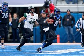 Boise State Tops Hawaii 31 10 To Capture Mountain West Title