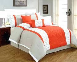grey and orange bedding orange and gray bedding sets check bedding black and grey bedding sets