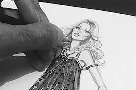British Fashion Illustrator Designer Hayden Williams Katonah