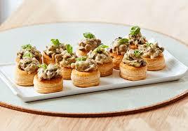 mushroom vol au vent recipe quick and