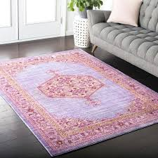 area rugs fields bright purple pale blue rug colored large size rectangle x