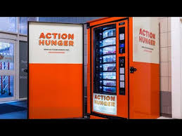 Vending Machines Nyc Classy Free Vending Machines For The Homeless Coming To NYC YouTube