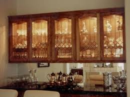 Great Kitchen Cabinet Glass Inserts