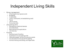 Independent-living-skills-worksheets & Worksheet: Independent ...