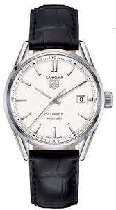 tag heuer war211b fc6181 carrera calibre 5 39mm men s watch tag heuer carrera calibre 5 39mm automatic men s watch war211b fc6180