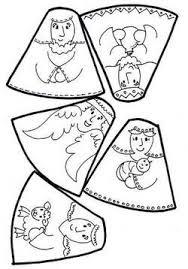 Jesus Birth Finger Puppets Bible Crafts By Jenny