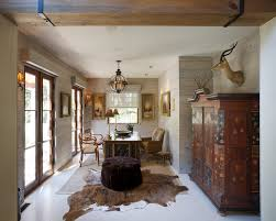 rugs for home office. sumptuous cowhide rugs in home office traditional with hide garbage cans next to rug alongside for e