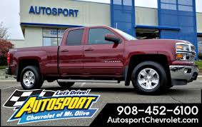 Pre-Owned 2015 Chevrolet Silverado 1500 4WD Double Cab LT - ALL STAR ...