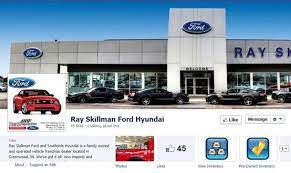 7 About Ray Skillman Ford And Southside Hyundai Ideas Hyundai Dealership Skillman Southside