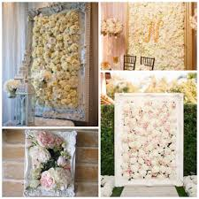 flower wall in a frame the perfect wedding prop or home decor accessory