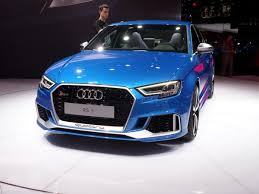 2018 audi rs3. wonderful audi 2018 audi rs3 sedan coming to us with 400 horsepower  kelley blue book to audi rs3