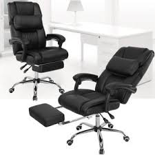 ergonomic executive office chair. Image Is Loading Reclining-High-Back-Swivel-Footrest-Ergonomic-Executive- Office- Ergonomic Executive Office Chair C