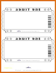 Free Editable Raffle Movie Ticket Templates 301318660648 Free