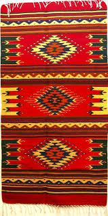 amazing zapotec rug 30 x 60 zr041 wool tapestry and s