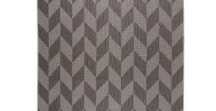 nicole miller area rugs nicole miller geometric black gray indoor outdoor area rug wayfair