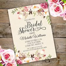 Microsoft Word Bridal Shower Invitation Templates Free Template A