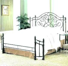 rot iron bed frame – javachain.me