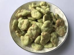 gmo free fava beans nutritional benefits wasabi coated fried technology