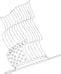 4 stickers per sheet dimensions: Printable American Flag Coloring Page Coloring Home