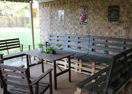 Best Pallet Patio Furniture For Your Home  Pallet Furniture Prices