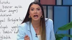 Cinsel içerikli video eleştirisi Fulya Öztürk'ü çileden çıkardı! Fatih  Portakal'a ateş püskürdü