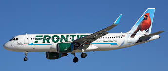 Frontier Airbus A320 Seating Chart Seat Map Airbus A320 200 Frontier Airlines Best Seats In