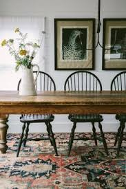 apiece apart woman sharon mrozinski sophisticated farmhouse dining room and great clothes too