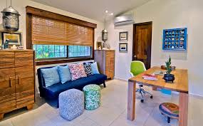 futon office. bright futon sofa vogue other metro eclectic home office decoration ideas with beige tile floor