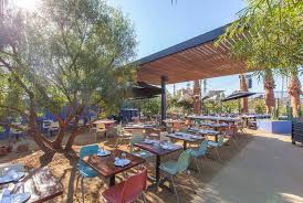 The best outdoor dining in l a