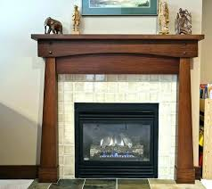 fireplace mantel shelf ideas rustic mantels reclaimed wood shelves for brick diy designs int