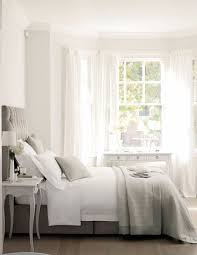 Amazing of White Curtains For Bedroom Decorating with Best 20 White ...