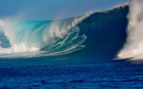 ocean waves wallpapers.  Ocean A Big Wave In The Ocean Wallpapers Byte With Ocean Waves V