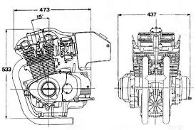 v twin vs paralel twin engine ridertua com straight two engine parallel twin atau inline twin