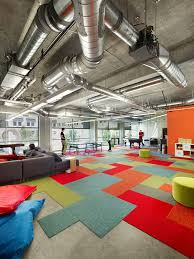 Open Office Design Mesmerizing Chartboost Office By Min Day San Francisco California INTERIOR