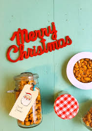 holiday food gifts curried cashews