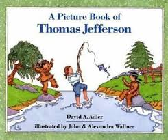 A Picture Book of Thomas Jefferson by David Adler 9780823408818 | eBay
