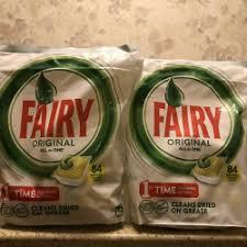Отзывы о <b>Капсулы для посудомоечной машины</b> Fairy Original All ...
