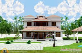 Small Picture Typical Kerala Traditional House Kerala Home Design And Floor