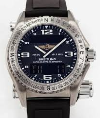 Uk Cheap Brad Replica Breitling Appreciation Store Solid To Emergency 43mm Watches Pitt's