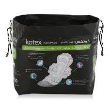 Kotex Designer Pads Kotex Designer Maxi Pads Super With Wings 10 Pieces