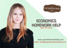 It involves comprehending critical concepts such as elasticity of opportunity and. Economics Homework Help Economics Problem Solvers Online 24 7 Help