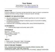 Excellent Resume Templates Techtrontechnologies Com
