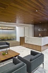 office front desk design design. m moser associates has completed the office design for new york city headquarters of global front desk
