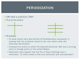 essay writing apush ppt 8 periodization